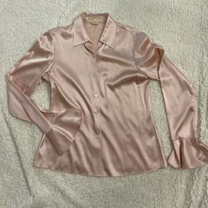Michael Kors silk blouse